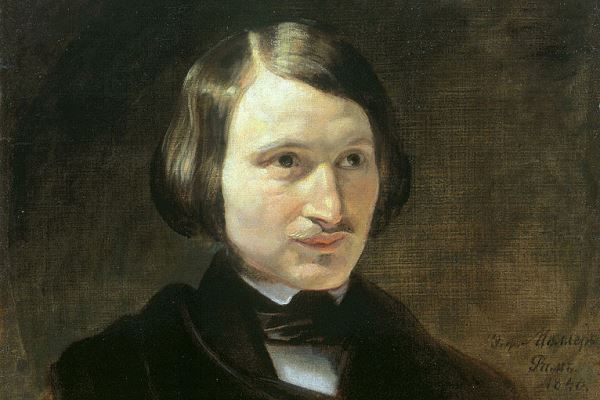 gogol-mollersm Rome 1840