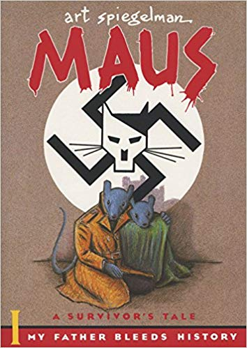 MAUS A SURVIVOR'S TALE by Art Speigelman