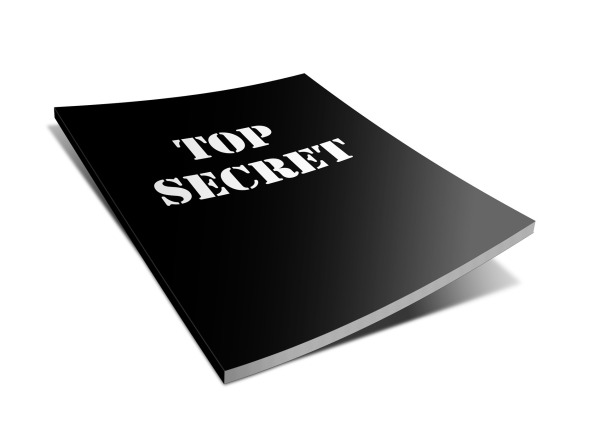 top-secret-by Pete Linforth