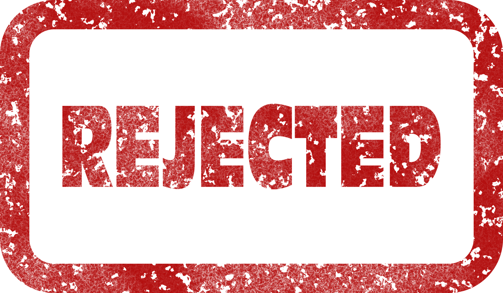 rejected- by Pete Linforth